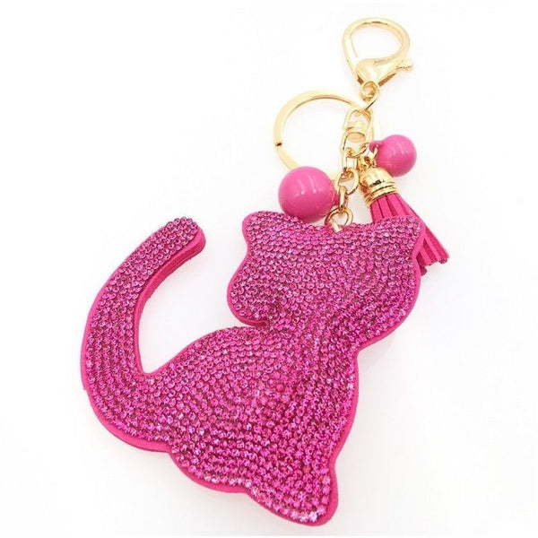Cat Bag Charm - Sweety Cats Boutique - 4