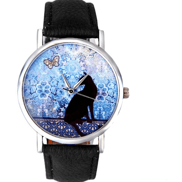 Cat  Butterfly Watch - Sweety Cats Boutique - 3