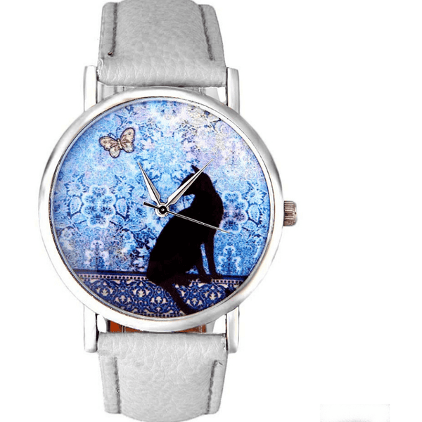Cat  Butterfly Watch - Sweety Cats Boutique - 2