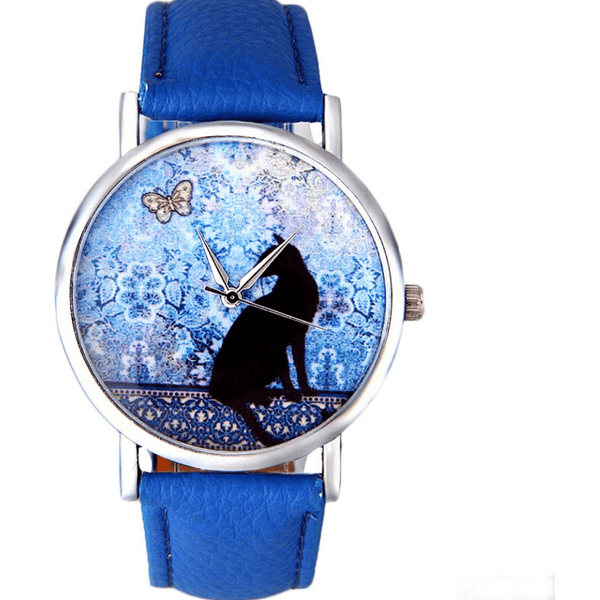 Cat  Butterfly Watch - Sweety Cats Boutique - 4