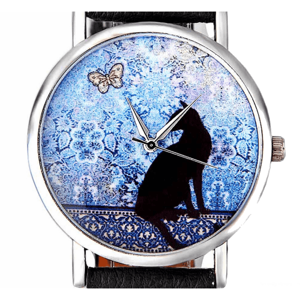 Cat  Butterfly Watch - Sweety Cats Boutique - 5