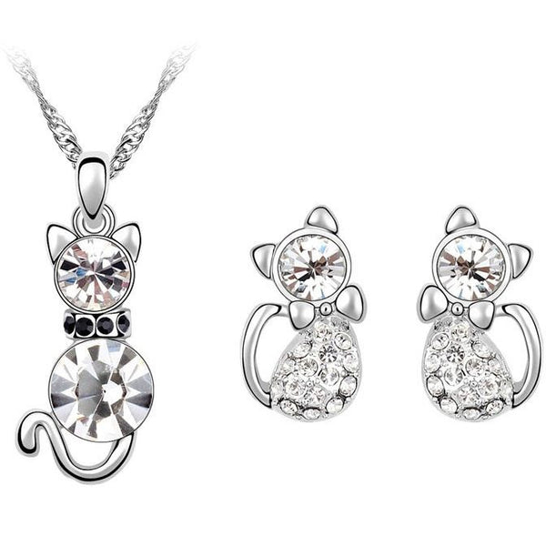 Cat Crystal Gemstones Set - Sweety Cats Boutique - 2
