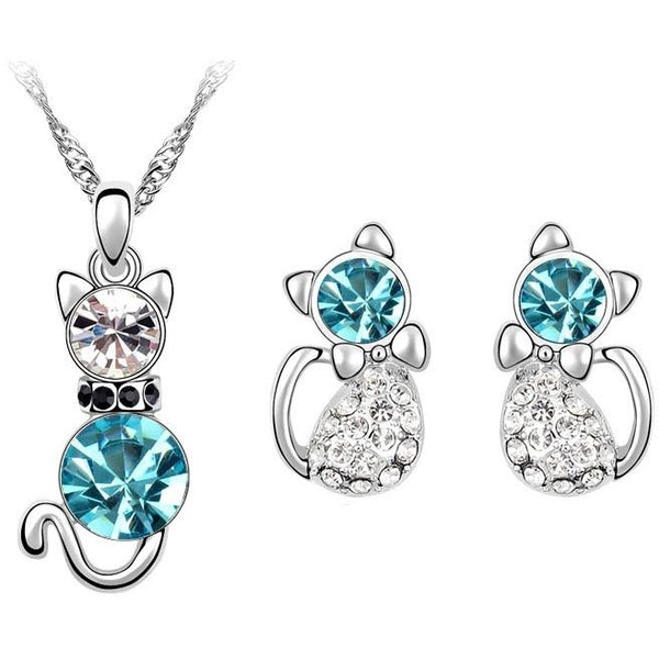 Cat Crystal Gemstones Set - Sweety Cats Boutique - 3