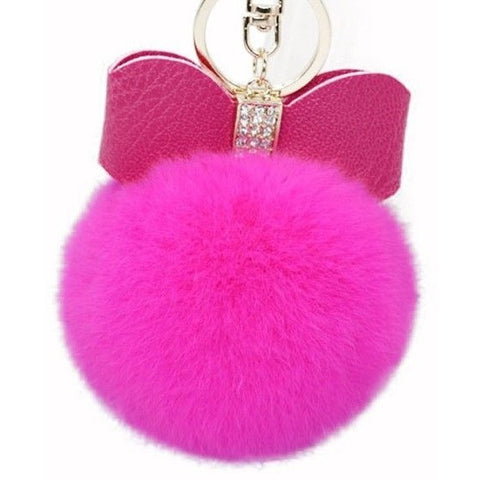 Fur Bag Charm - Sweety Cats Boutique - 2