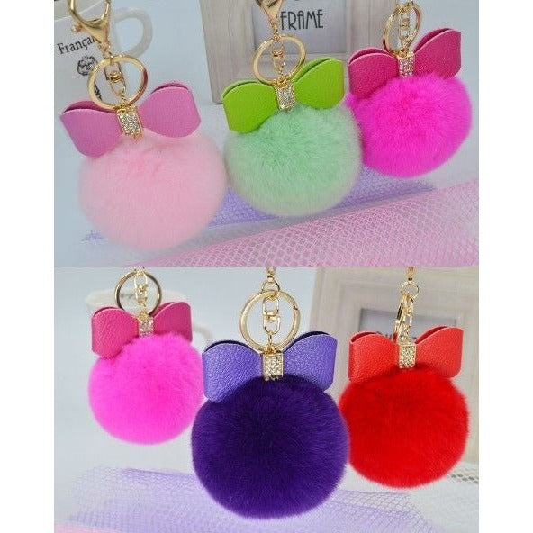 Fur Bag Charm - Sweety Cats Boutique - 10
