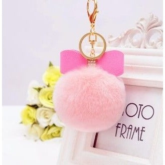 Fur Bag Charm - Sweety Cats Boutique - 12