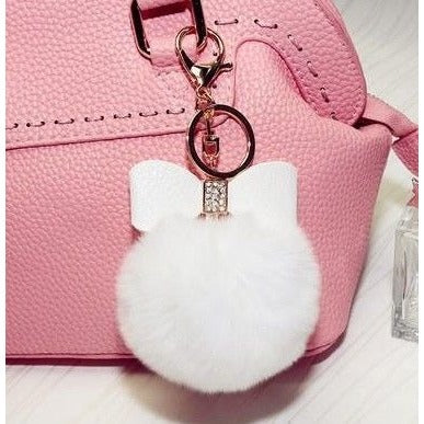 Fur Bag Charm - Sweety Cats Boutique - 13