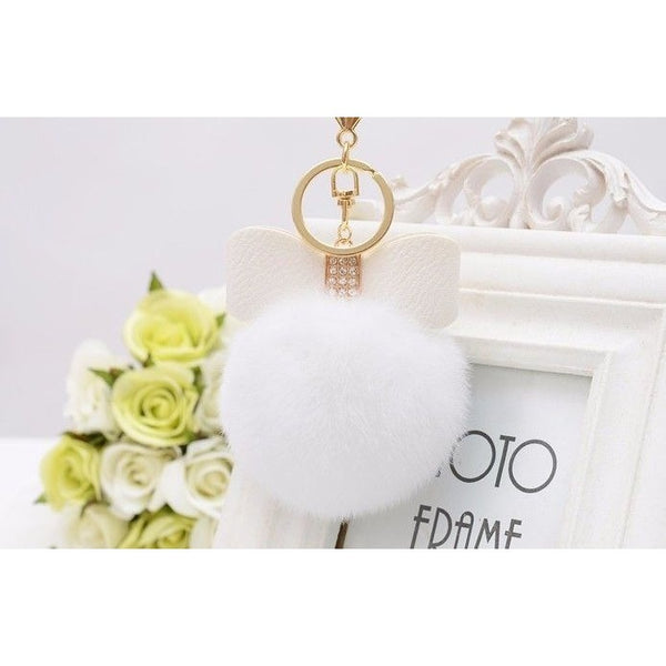 Fur Bag Charm - Sweety Cats Boutique - 8
