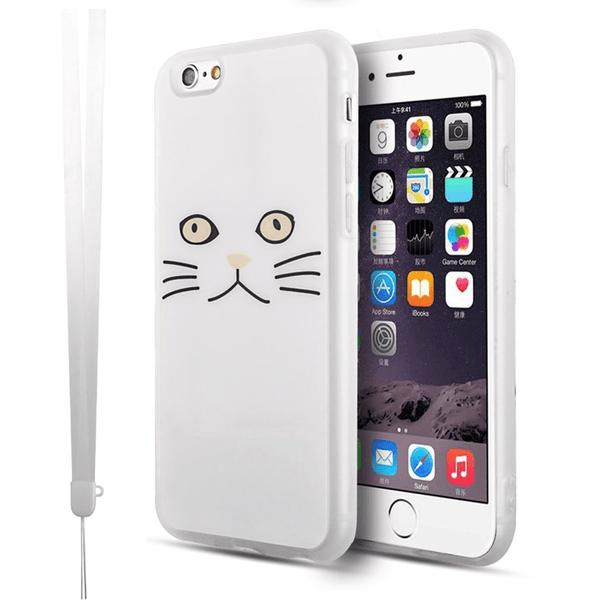 Cat Phone Case for Iphone 6S - Sweety Cats Boutique - 3