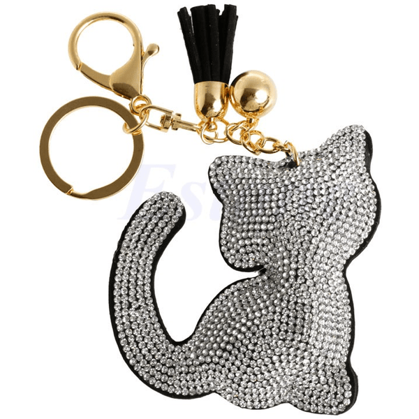 Cat Bag Charm - Sweety Cats Boutique - 6