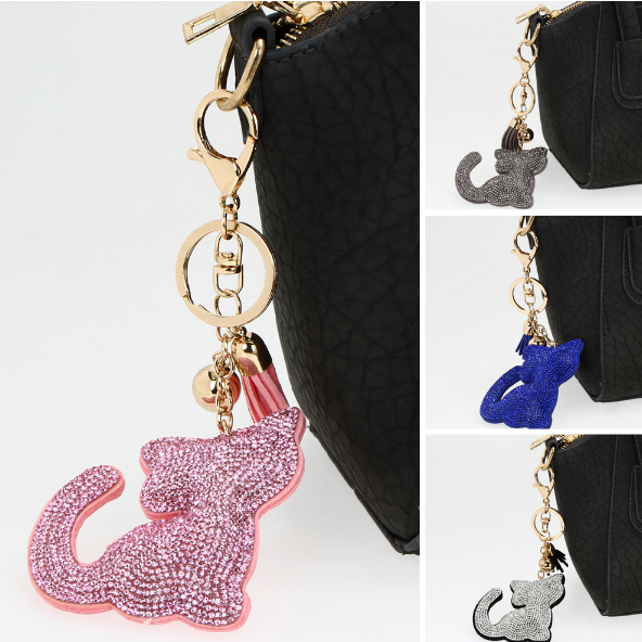 Cat Bag Charm - Sweety Cats Boutique - 8