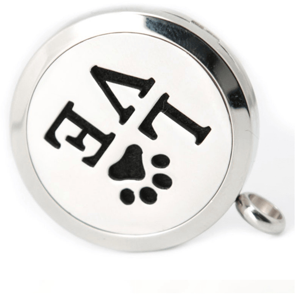 Just arrived-  Cat Paw Love Aromatherapy Perfume Necklace - Sweety Cats Boutique - 3
