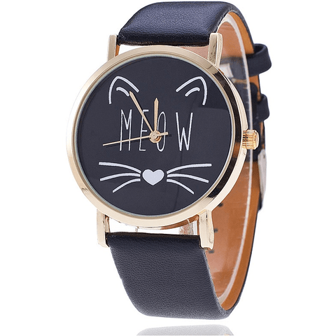 Meow Cat  Watch