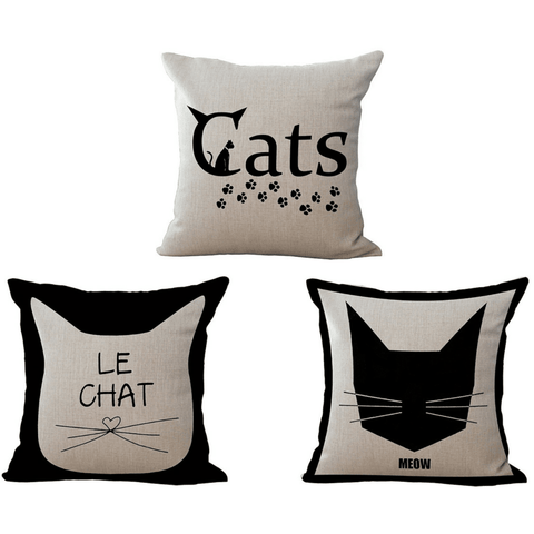 Cat Pillow Case - Sweety Cats Boutique - 1