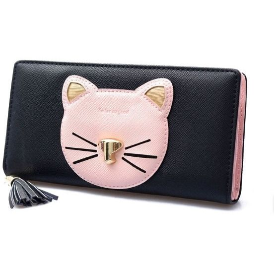 Cat Fashion Wallet - Sweety Cats Boutique - 1