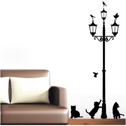 Cat Wall Stickers set - Sweety Cats Boutique - 1