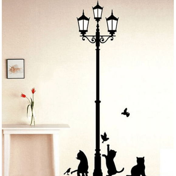 Cat Wall Stickers set - Sweety Cats Boutique - 2