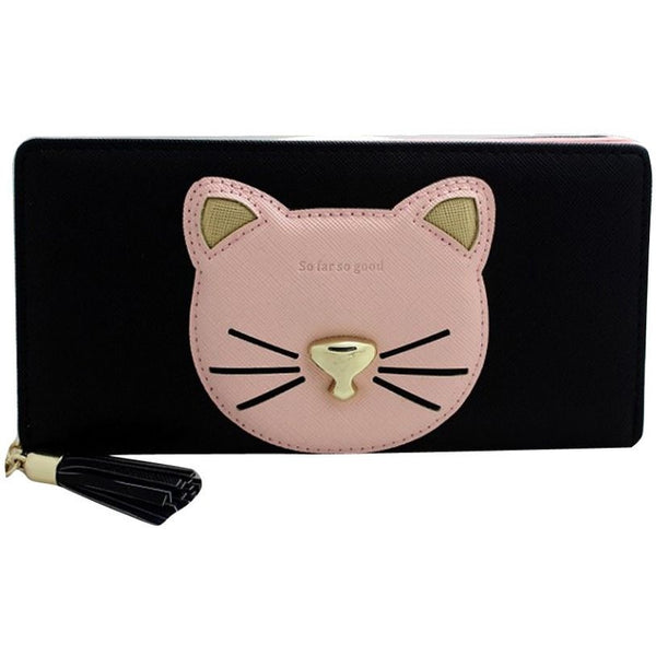 Cat Fashion Wallet - Sweety Cats Boutique - 2