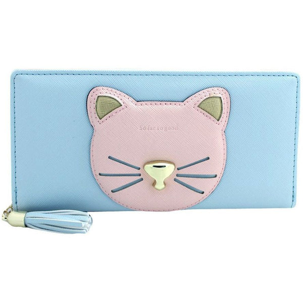 Cat Fashion Wallet - Sweety Cats Boutique - 5