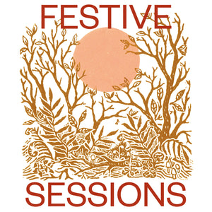 Join us at the Festive Sessions at Paper Mill Studios 30 Nov to 1 December