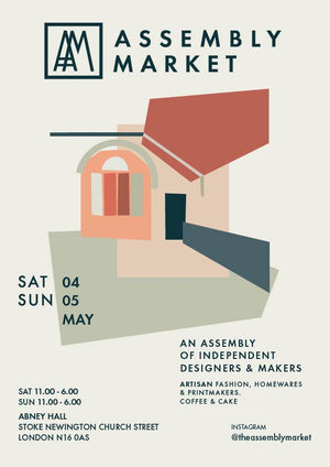 Sessions & Co. Pop Up at the Assembly Market, May 4 and 5