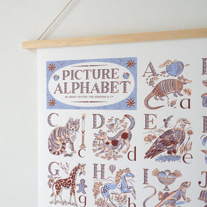 Picture Alphabet by Emily Sutton