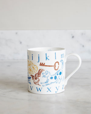 Alphabet Cup by Emily Sutton