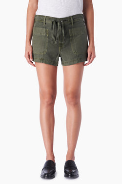 Trave Coco Relaxed Short Garden Green