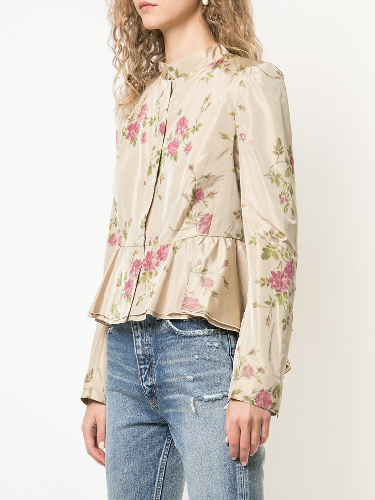 Brock Collection Oxa Floral Jacket