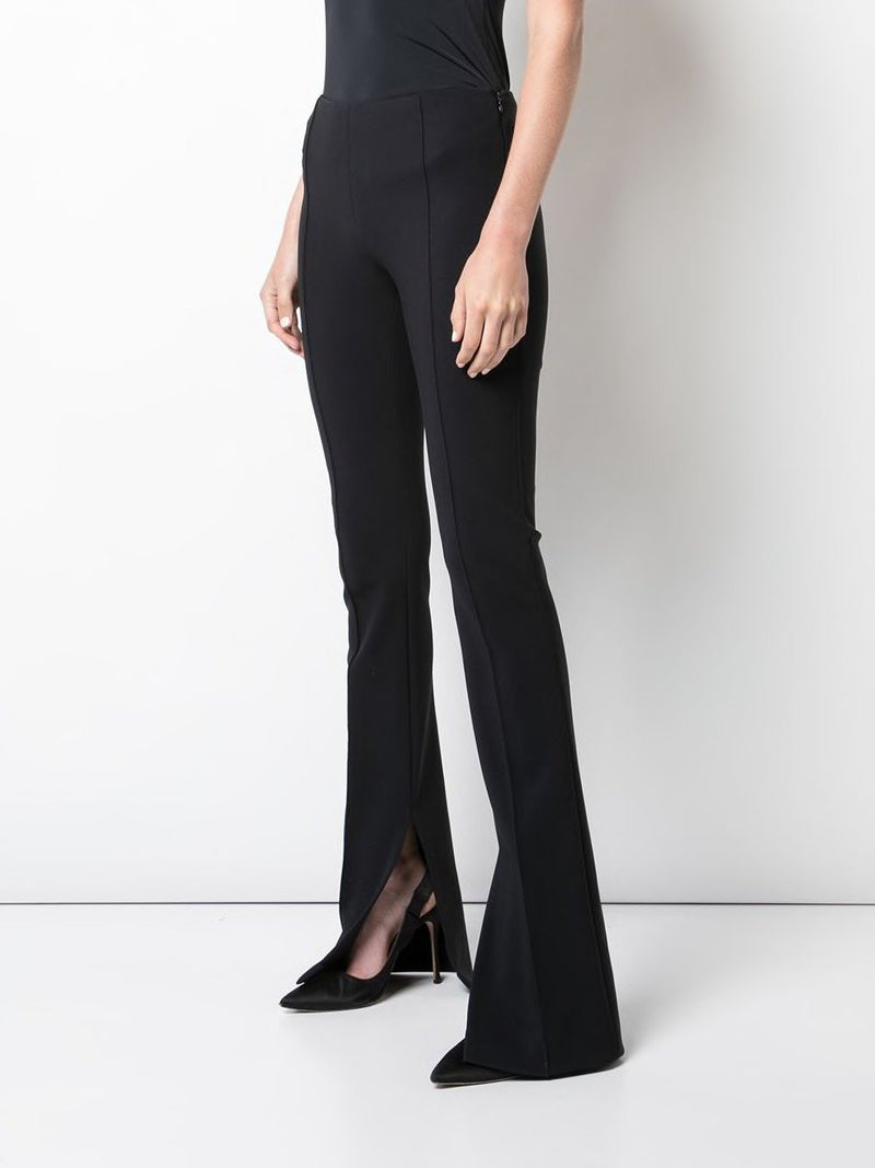 Adam Lippes Bonded Neoprene Flare Pant @ Hero Shop SF