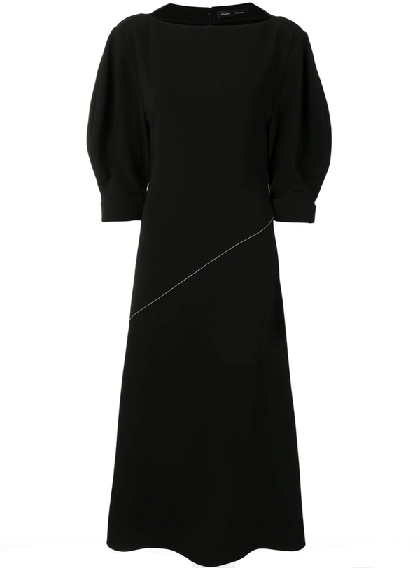 Proenza Schouler Crepe Full Sleeve Dress @ Hero Shop
