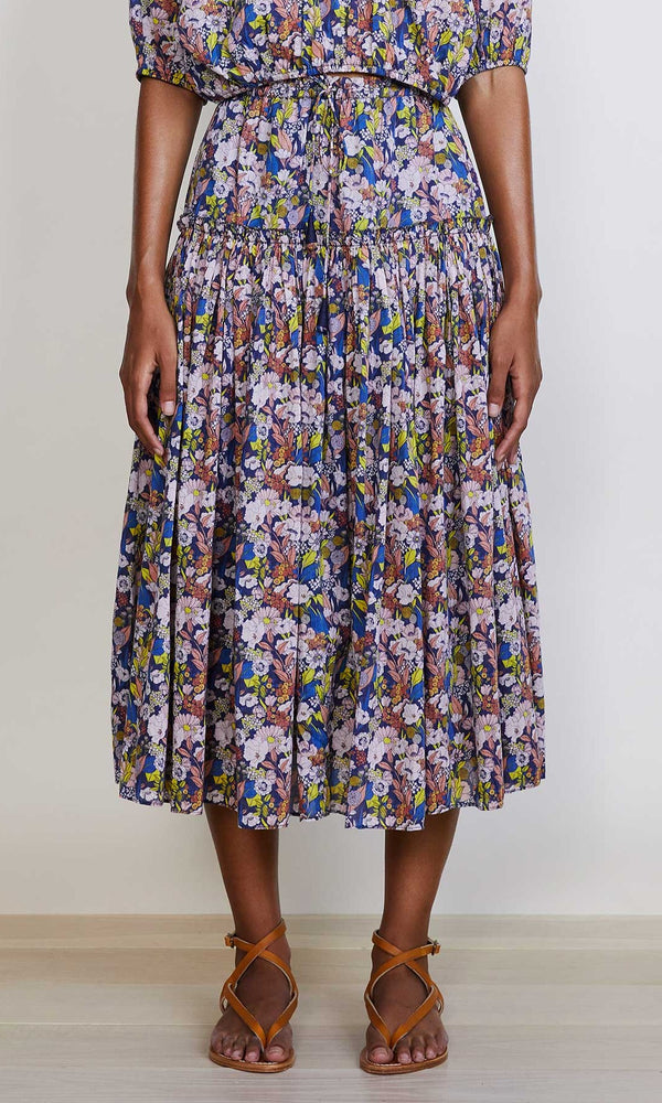 Apiece Apart Dulce Skirt - Arte Floral @ Hero Shop