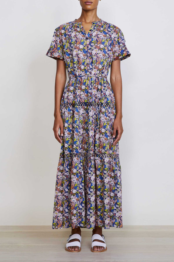 Apiece Apart Alta Dress - Arte Floral @ Hero Shop