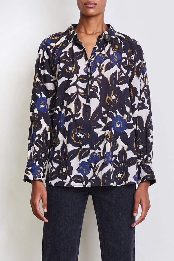 Apiece Apart Amalie Top - Odense Floral @ Hero Shop