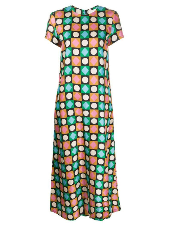La DoubleJ Swing Dress - Lucky Charms @ Hero Shop SF