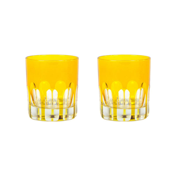 Rialto Old Fashioned Glasses - Ginger