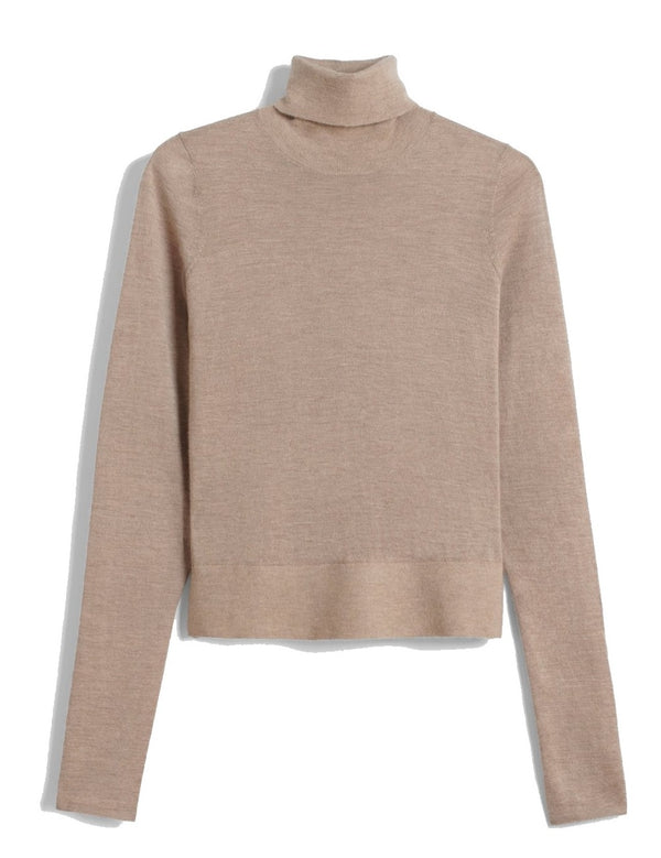 Co. Fitted Cashmere Turtleneck @ Hero Shop