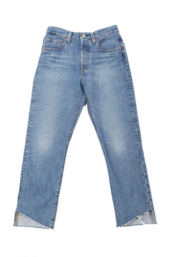 Levi's 501 Crop - Call me Crazy @ Hero Shop SF