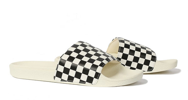 Vans Checkerboard Slide On