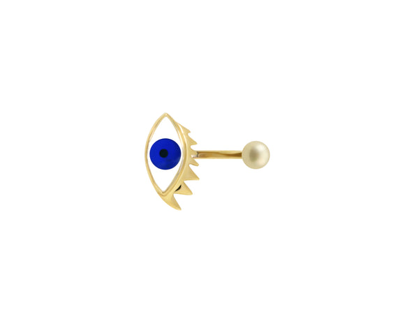 Delfina Delettrez Eye Piercing Ring