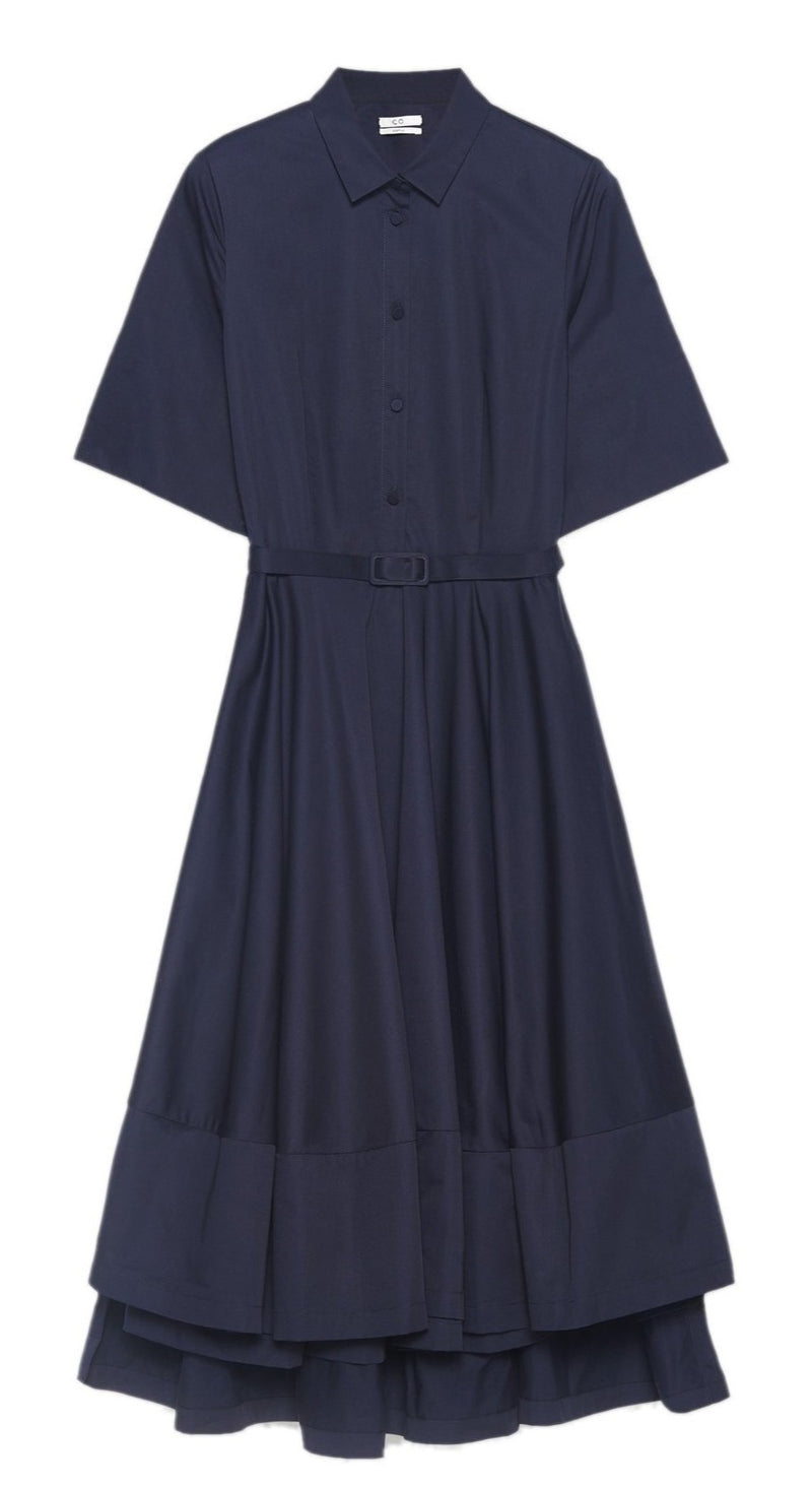 Co. Short Sleeve Shirt Dress @ Hero Shop SF