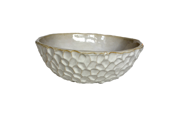 "MM Clay 13"" Rocky Bottom Bowl"