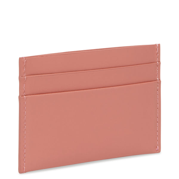 Mansur Gavriel Credit Card Holder - Blush @ Hero Shop SF