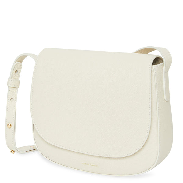 Pebble Crossbody - Creme