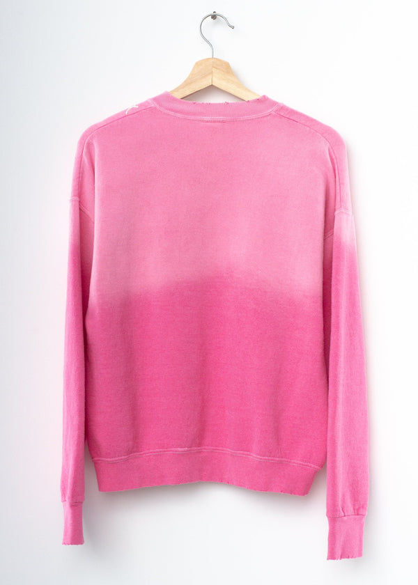 California Sweatshirt - Pink