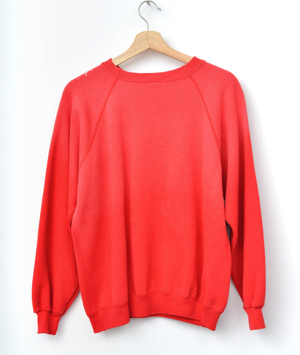 California Sweatshirt - Red