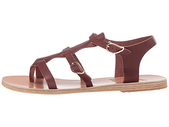 Ancient Greek Sandals Chestnut Grace Kelly @ Hero Shop SF