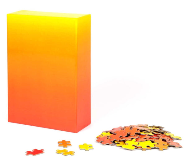 Areaware Gradient Puzzle - Red/Yellow @ Hero Shop SF