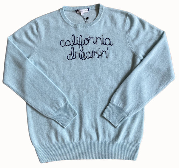 "Lingua Franca ""California Dreaming"" Crewneck @ Hero Shop"