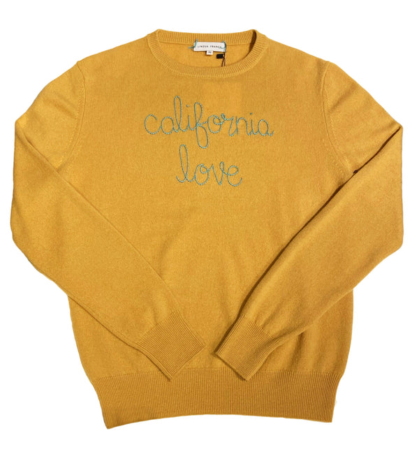 """California Love"" Crewneck Sweater"